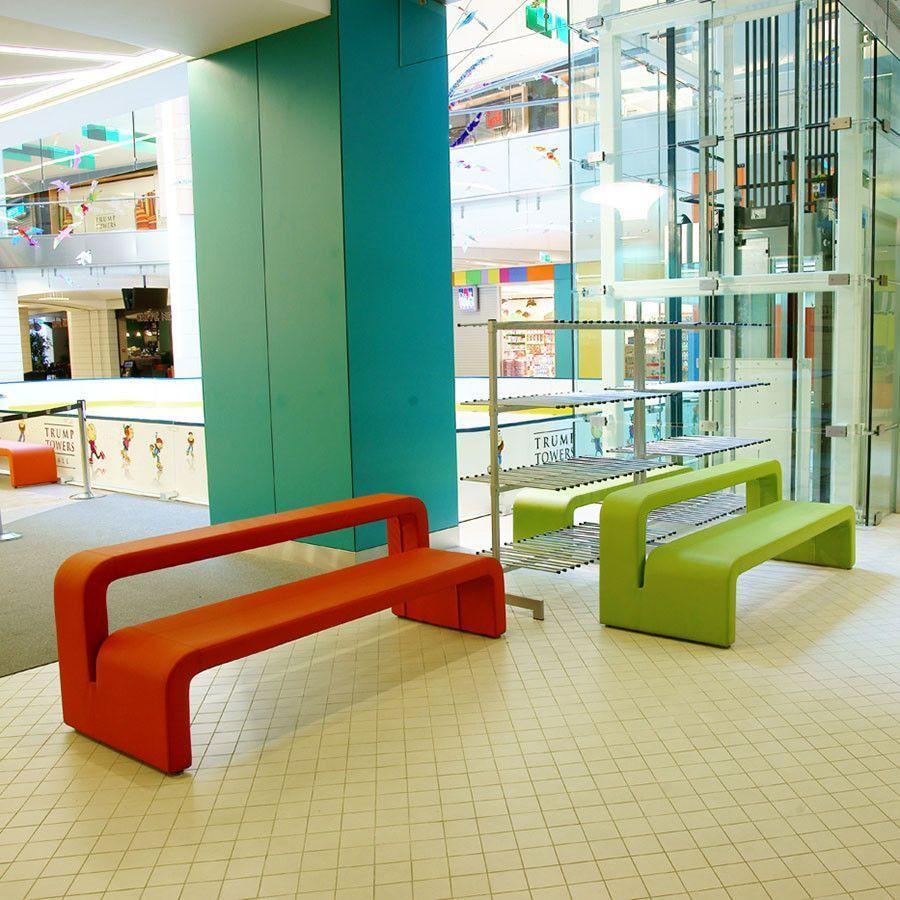 Moby Bench Bench, Design, Modern