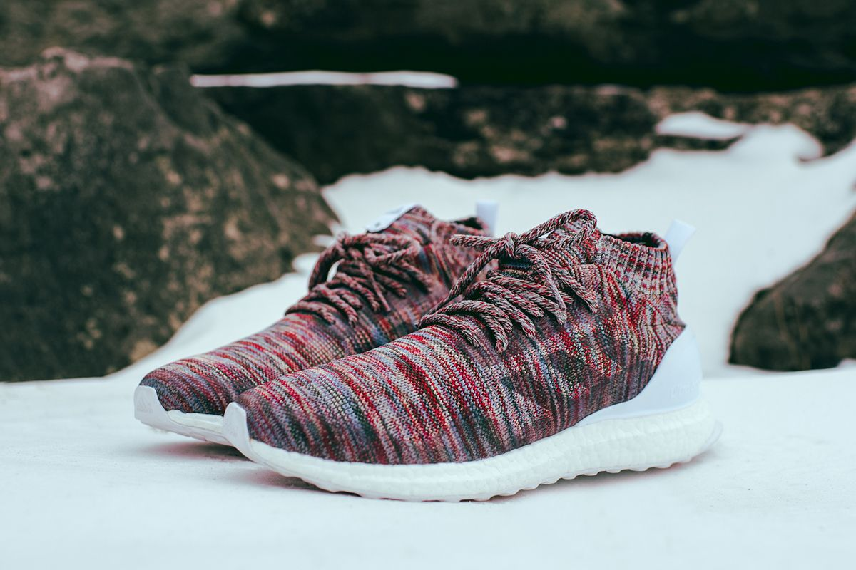 sneakers Adidas Kith Ultra Boost Mid Ronnie Fieg Aspen Pack