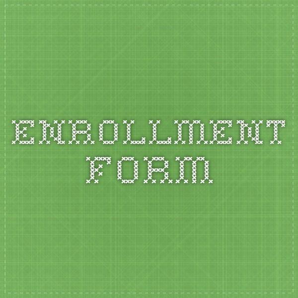 Enrollment Form  Isagenix    Isagenix