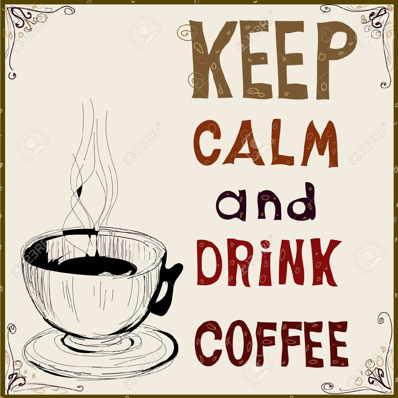 Pin By Laylajubran On صور للقهوة Coffee Keep Calm And Drink Coffee And Cigarettes Calm