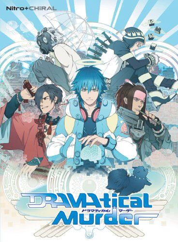 DRAMAtical Murder has 12 episodes. As you probably know, it is based off of the two yaoi games DRAMAtical Murder and Re;connect. It is about a world set in future times on an island called Midorijima where people play these (extremely dumb) fighting games called Rhyme and Rib where you have little animal allmates which are esentially little robots that help you fight. It follows the life of a certain blue-haird dude named Aoba Seragaki. He has a dog named Ren as an allmate and works at a…