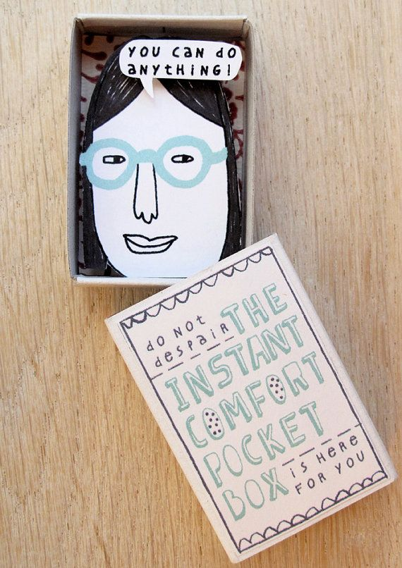 The Instant Comfort Pocket Box - Green glasses
