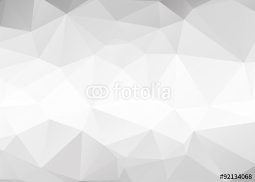Wektor Vector abstract gray triangles background