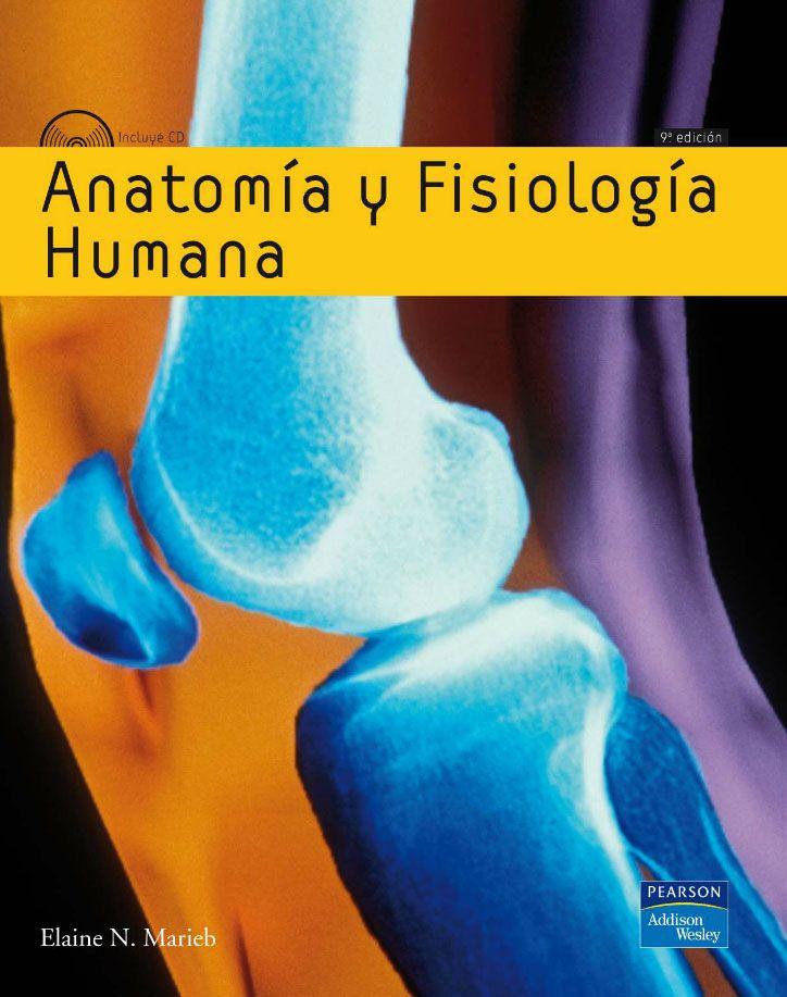 Lujoso Anatomía Y Fisiología Humana Pearson 8ª Edición Bandera ...