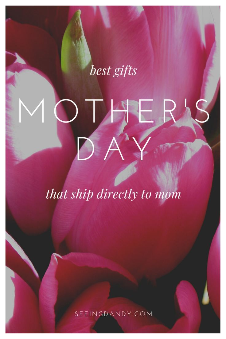 Best mothers day gifts found online that ship to mom