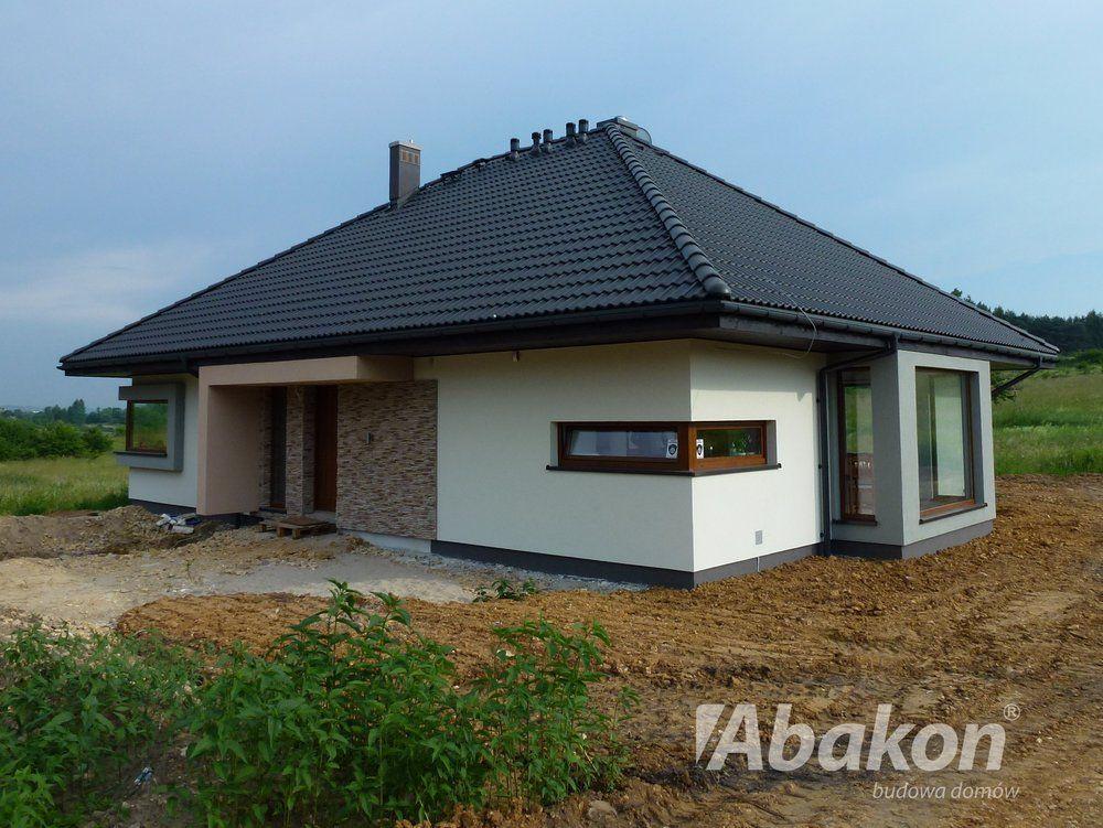 Realizacja Projektu Dom Pod Jarzabem Pracowni Archon Nowoczesny Dom