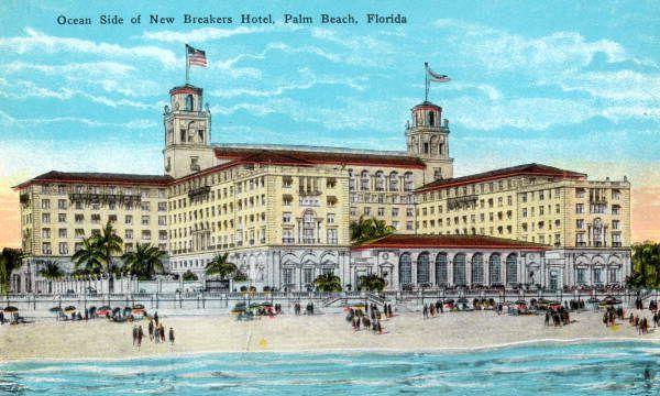 Breakers Hotel In Palm Beach
