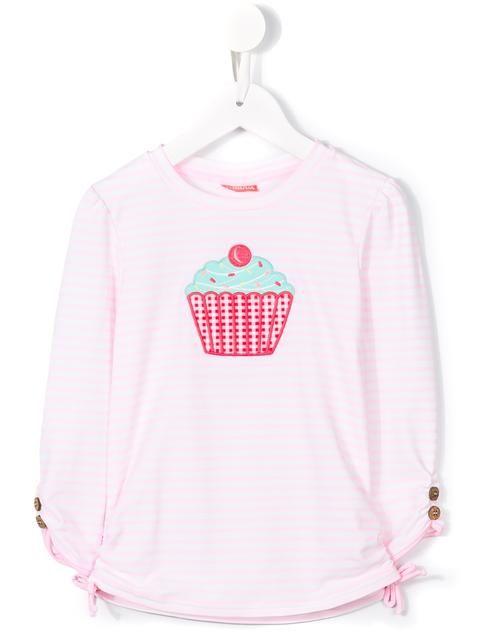 Sunuva 'Mini Cupcake' rash vest