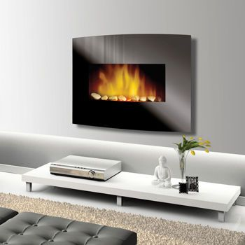 I Want This For My New Place Costco Warm House Silhouette Wall - Costco electric fireplace