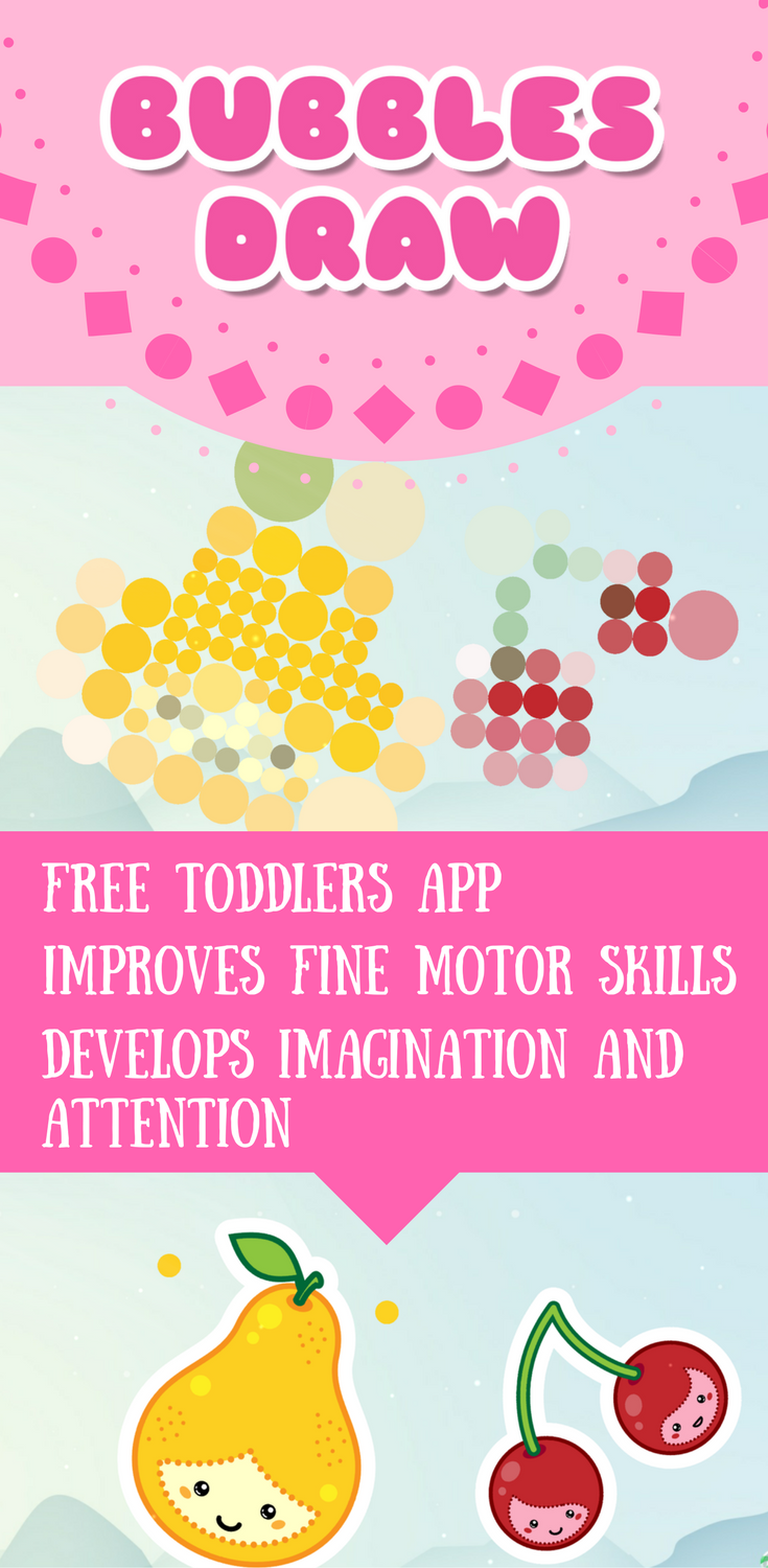 FREE Educational app for preschool children age 2 years