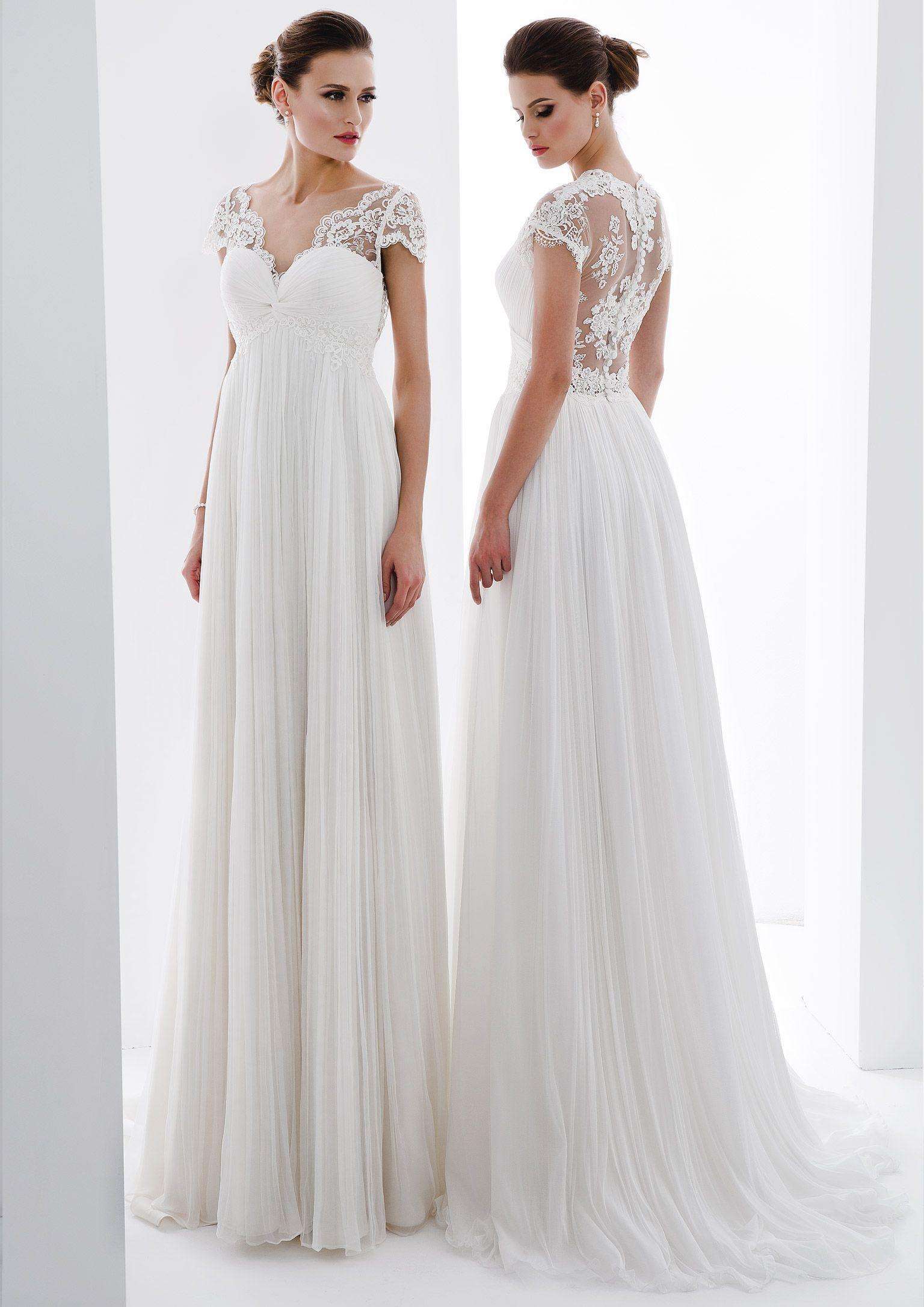 dimensiunea 40 magazin cel mai recent design White Lady - colectia de rochii de mireasa 2014   Wedding dresses ...