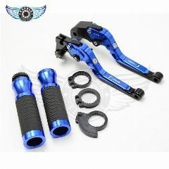 For Suzuki GSX-R1000 K7-K8 07-08 CNC Motorcycle Extendable Clutch Brake Levers