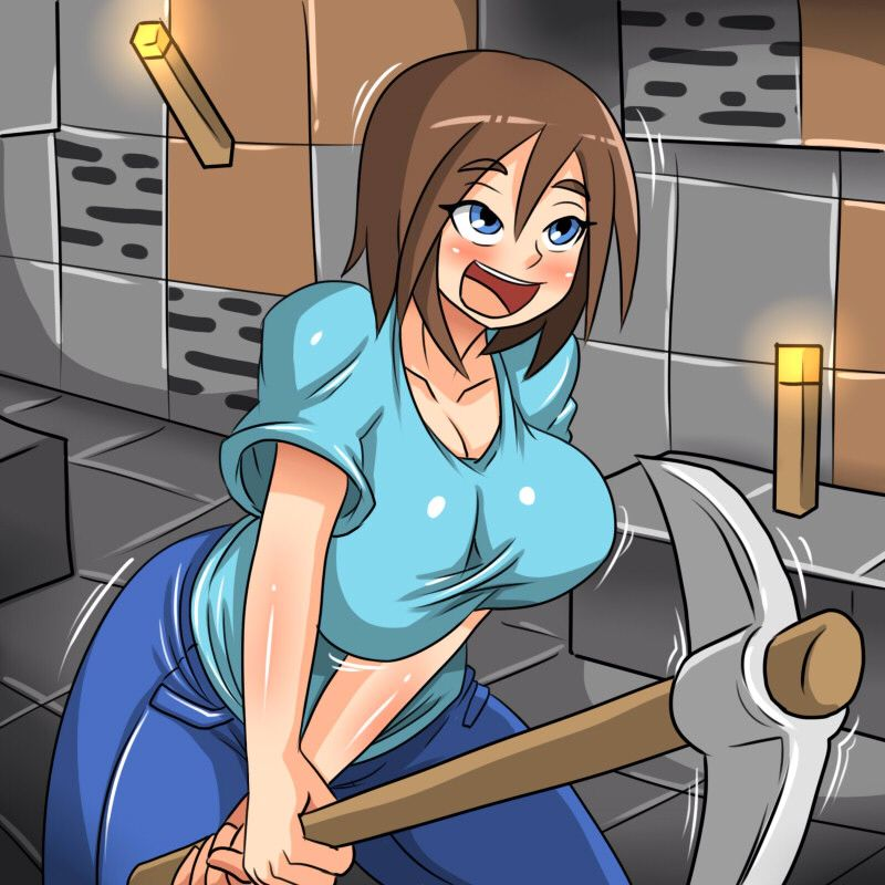 Images about minecraft hentai girls on pinterest