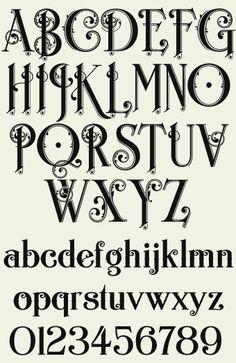 Letterhead Fonts / LHF Story Book / Vintage Style Fonts. GORGEOUS ...