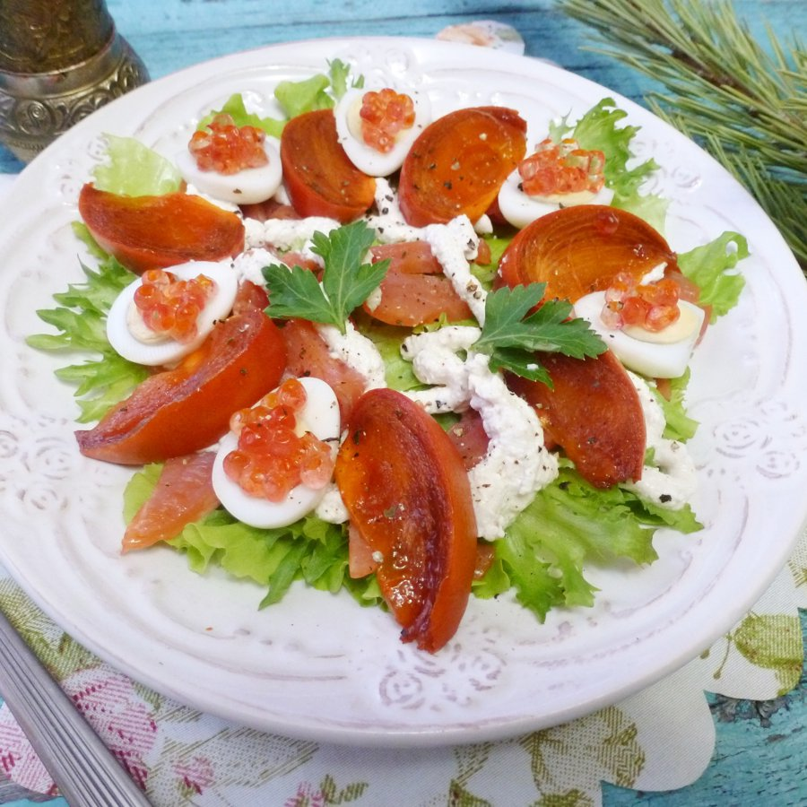салаты из форели слабосоленой рецепты с фото одежды