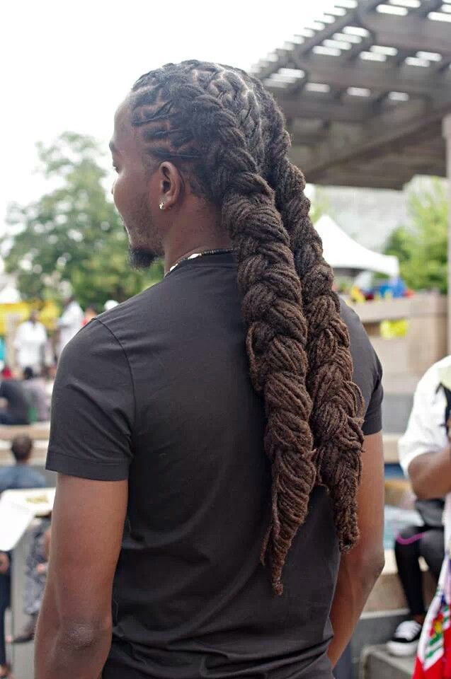 pin dreads inspire