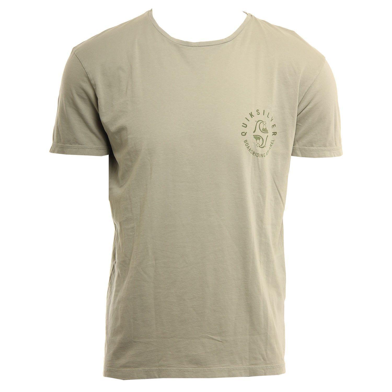 Quiksilver Mens Shirt Garment Dyed Unidentified