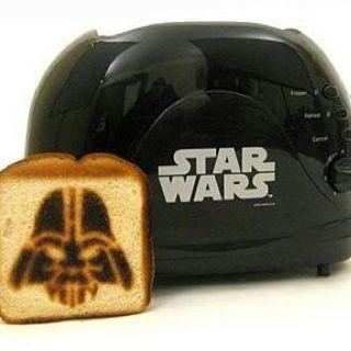 """""""Luke, I'm your toaster"""""""