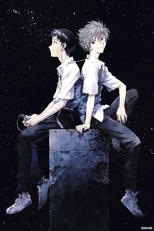 Neon Genesis Evangelion 3.33 Stream