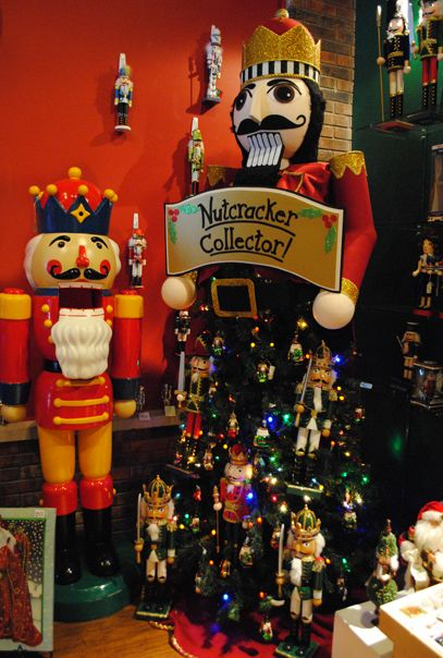 Nutcracker Themed Christmas Tree Nutcracker Christmas