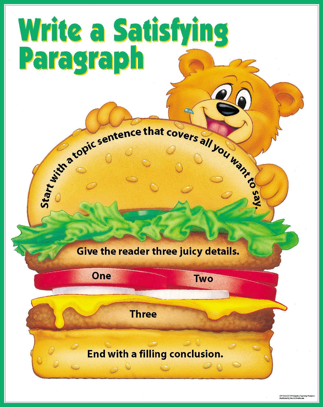 write a satisfying paragraph