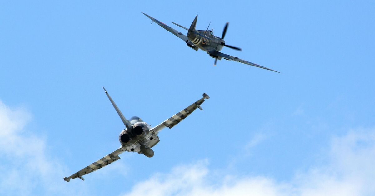 Spitfires Helped Lead the Way to Supersonic Flight