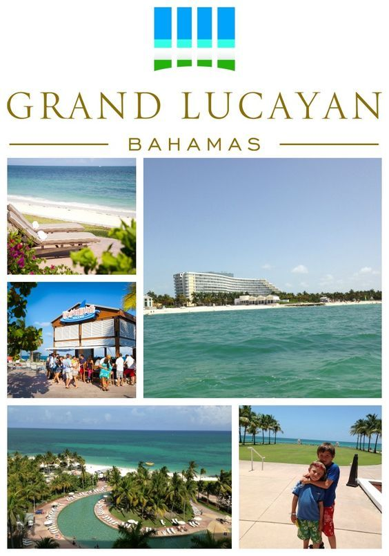 The Grand Lucayan Enter Resort On Bahama Island