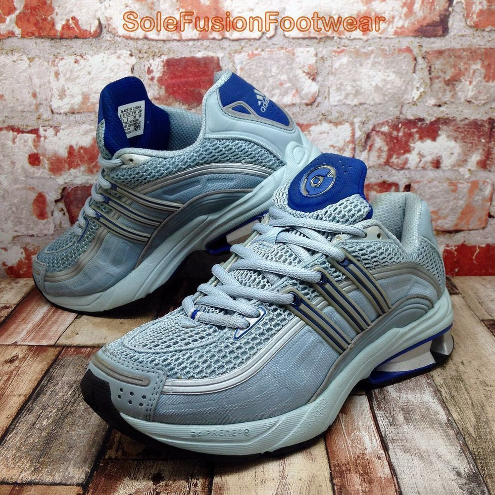 explotar oasis Transparente  adidas Womens A3 Cushion Running Trainers Blue size 5 VTG Sneakers US 6.5  EU 38 | eBay | Sneakers, Adidas women, Limited edition sneakers