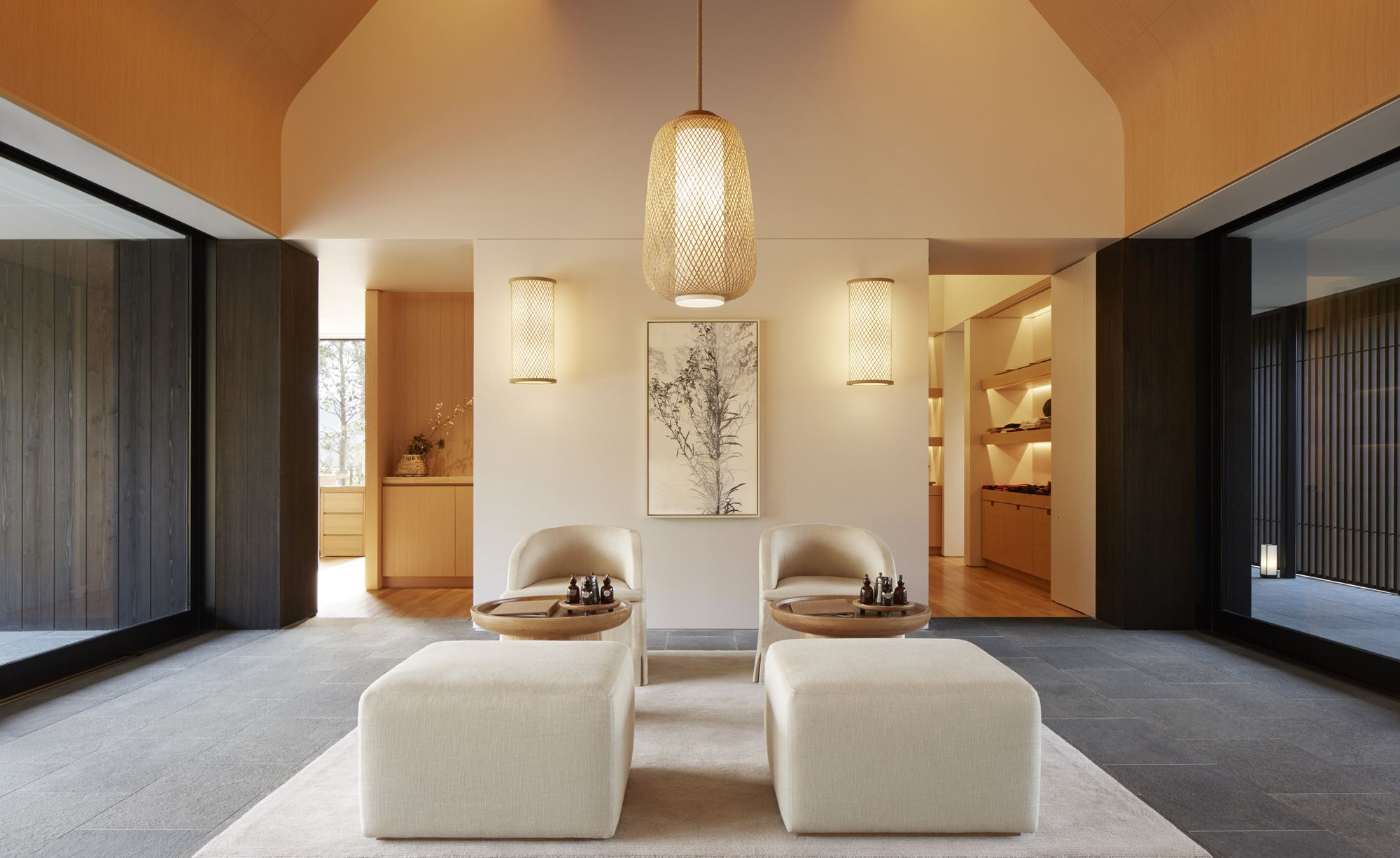 Amanemu shima japan minimalist spa design hotel for Design hotel japan