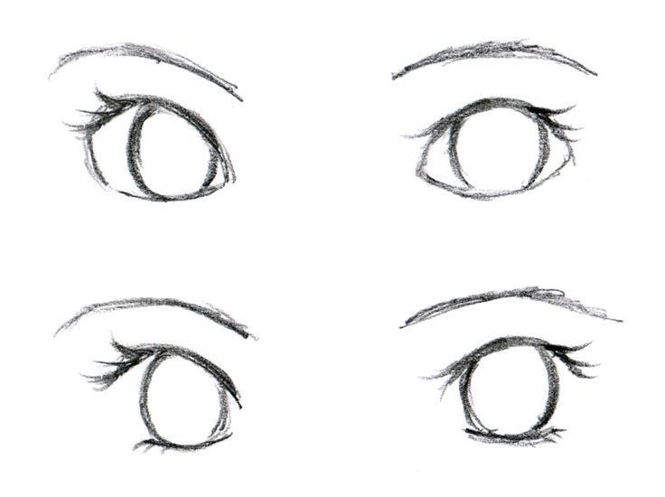 25 Best Ideas About Anime Eyes On Pinterest Awesome Drawings