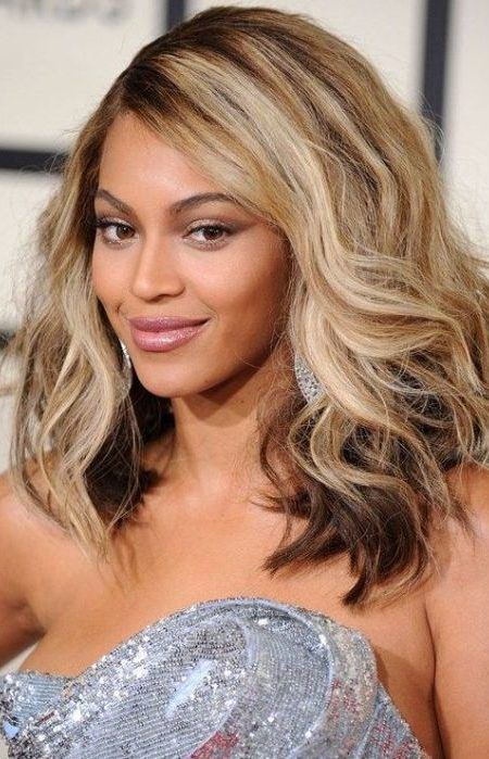 Image Result For Black Women Blonde Hair Beyonce HairstylesHairstyles HaircutsMedium