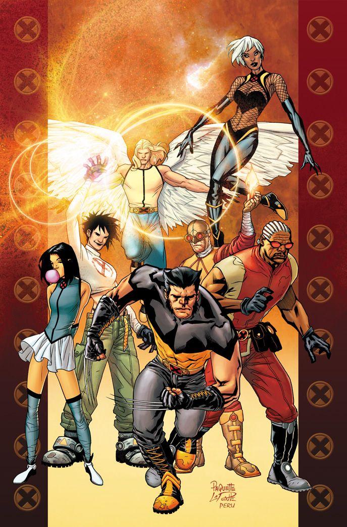#X-Men #Fan #Art. (Ultimate X-men 84 Cover) By: YanickPaquette. (THE * 5 * STÅR * ÅWARD * OF * MAJOR ÅWESOMENESS!!!™)