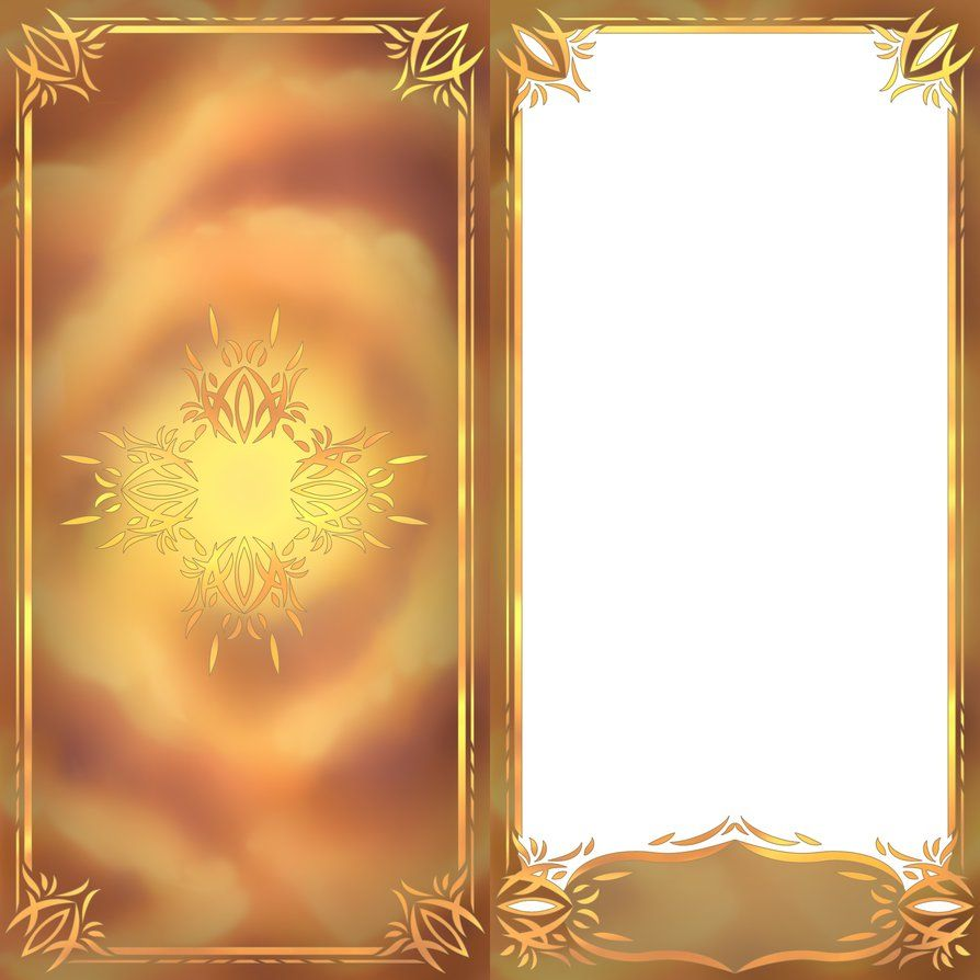 Soc Aura Card Templates By Aealzx On Deviantart  My Clipart