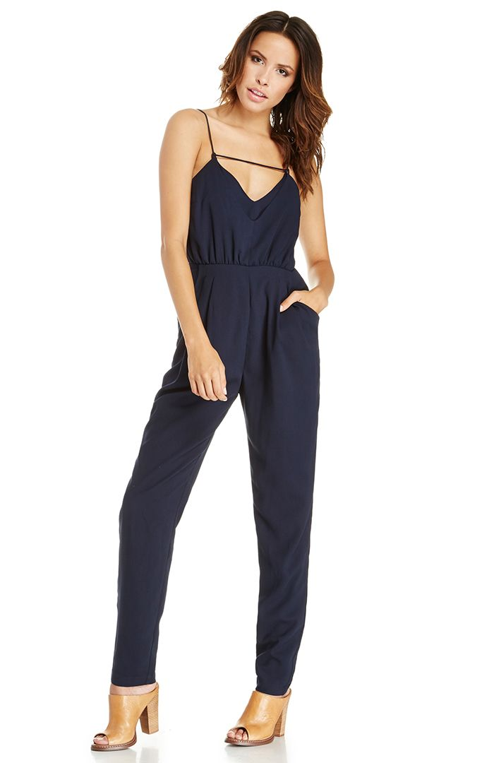 0858ed8be069 Finders Keepers The Someday Jumpsuit