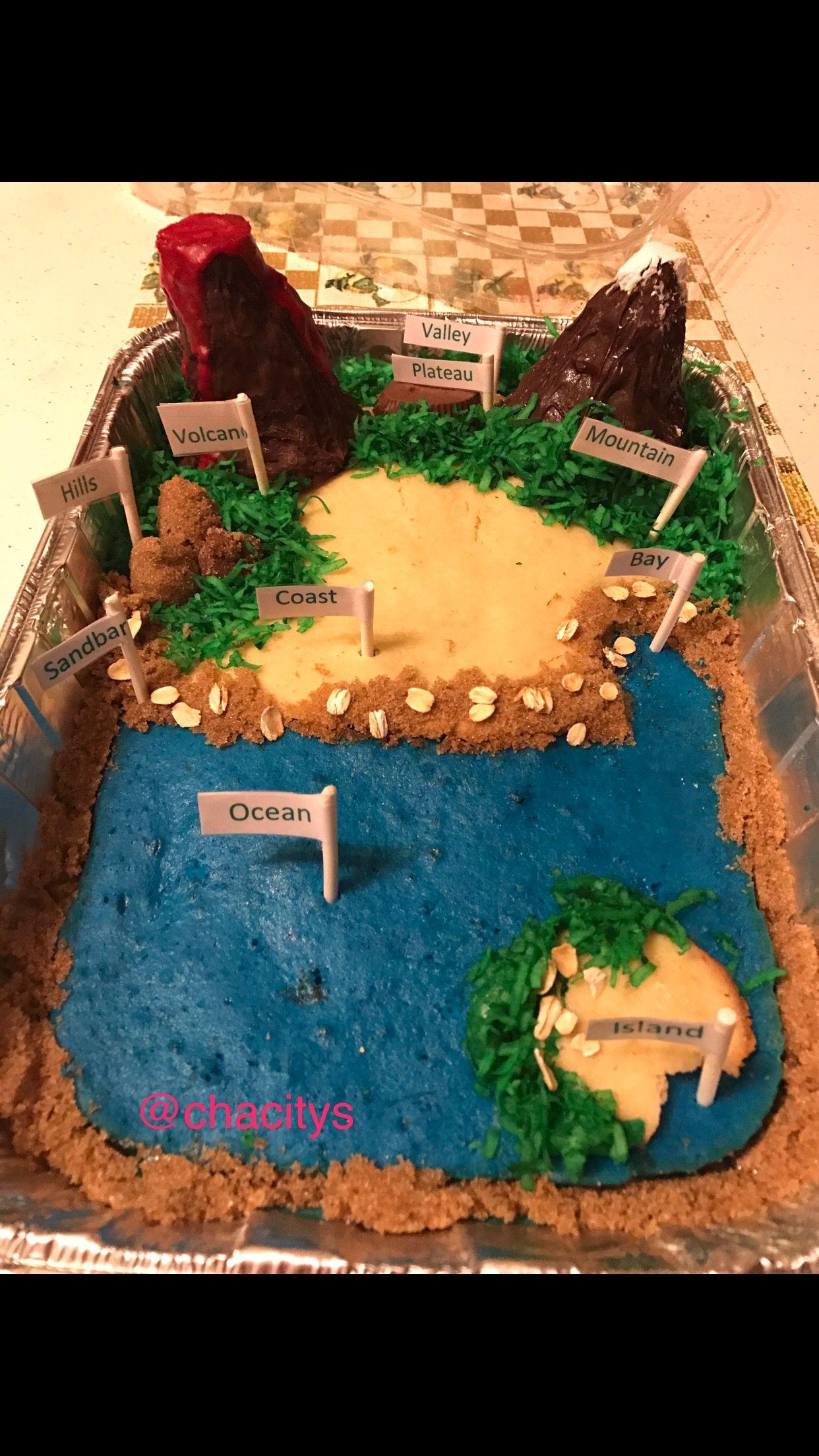 Edible Landform Project
