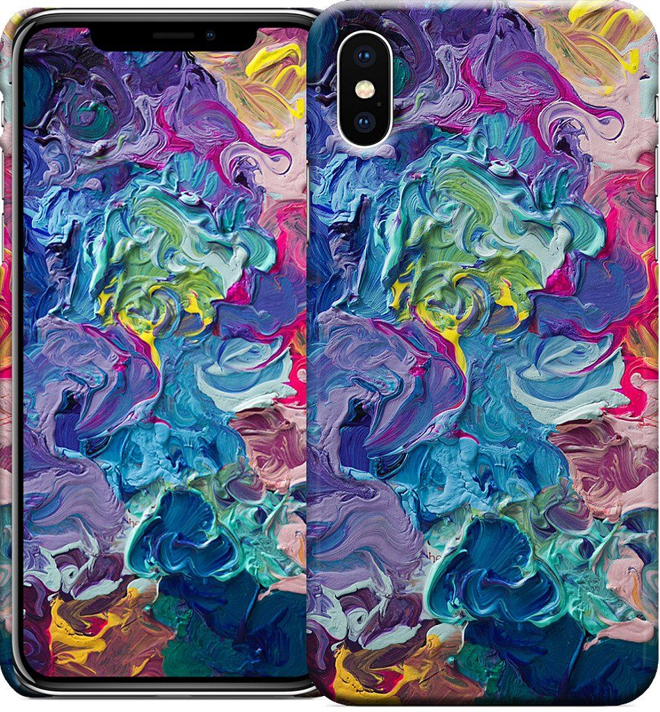 Rainbow Flow Abstract IPhone Case