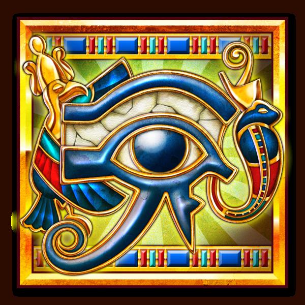 Eye of Horus from Eye of Horus Slots Game, by Adam Meah ...