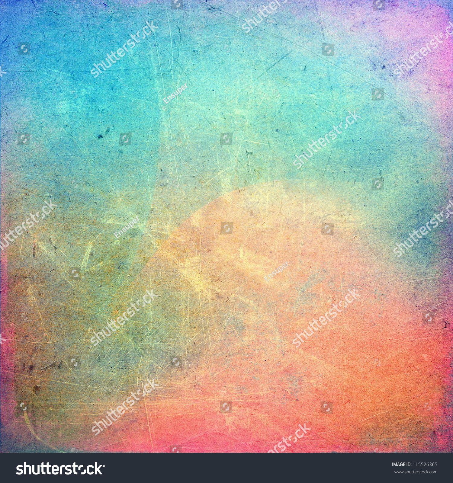 Colorful Scratched Vintage Background Sponsored Ad Scratched Colorful Background Vintage With Images Background Vintage Colorful Backgrounds Textured Background