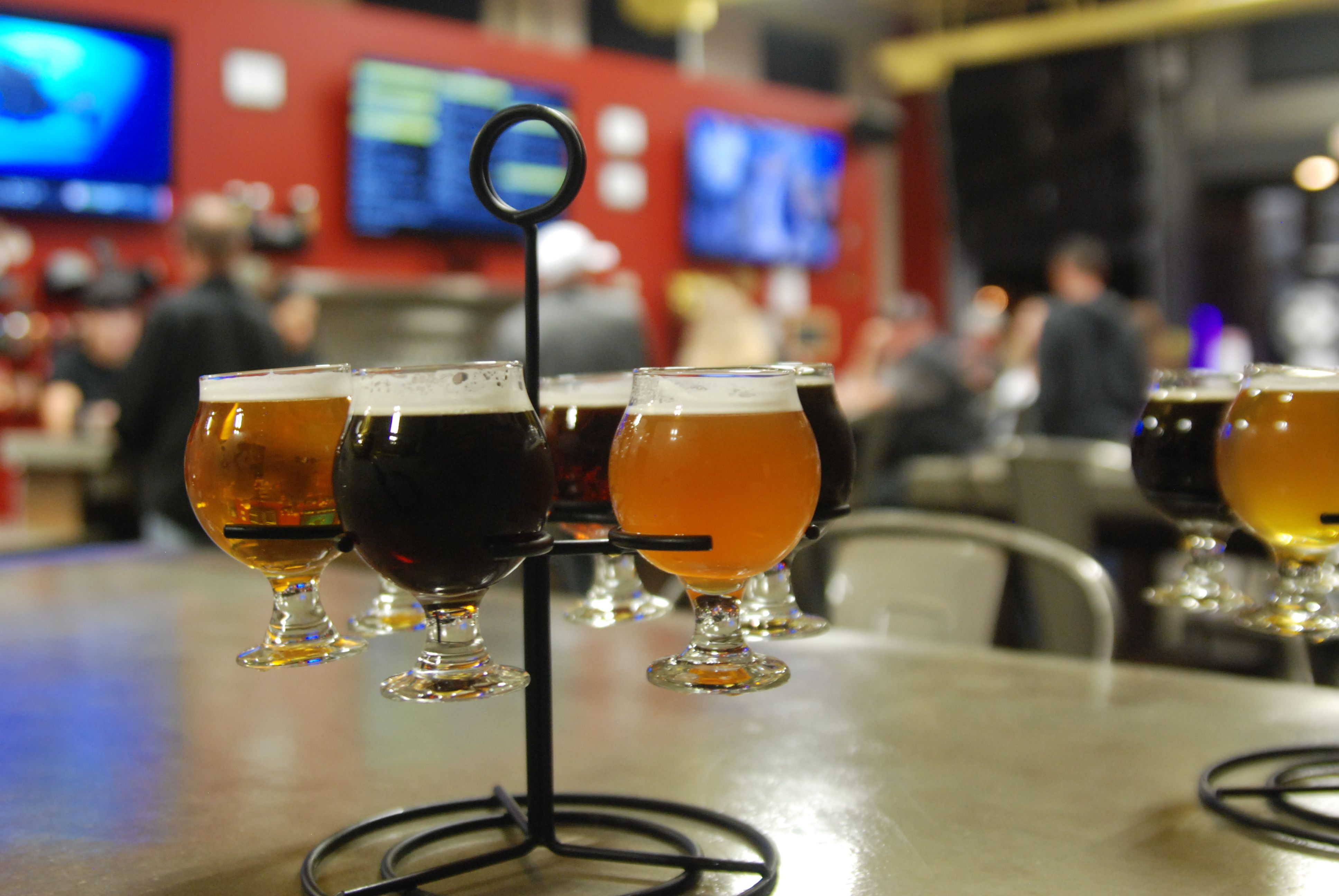 Rescue Bewery Has Got To Be One Of My Favorite Breweries To Visit Upland California Is Where This Taproom Is Located Which Is Kid Tap Room Alcoholic Drinks Instagram