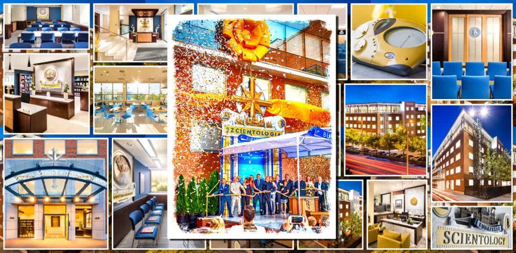 PIC OF THE DAY: Ideal Church of Scientology #Budapest, #Hungary Grand Opening 07/23/16 #FBF http://qoo.ly/a6jme