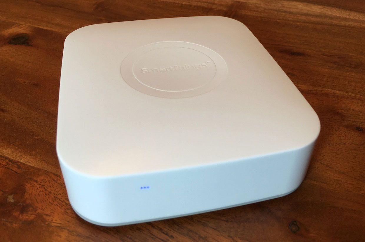 Samsung SmartThings lets you easily control, monitor, and