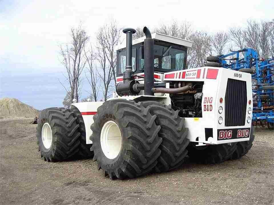 Big Bud Tractor : Horsepower big bud farm pinterest tractor