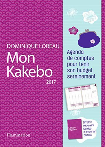 Mon Kakebo Agenda De Comptes Pour Tenir Son Budget Sere