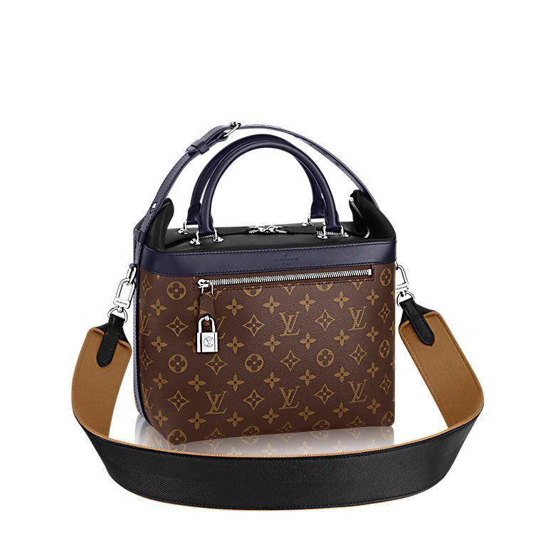 Nuova borsa bauletto Louis Vuitton collezione autunno inverno 2016 2017 18e3d59008b