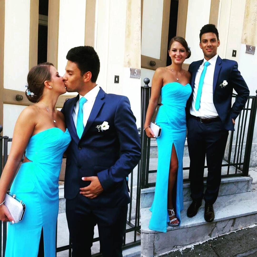 Perfekt abgestimmtes Hochzeitsgast Outfit/ perfect matched wedding ...