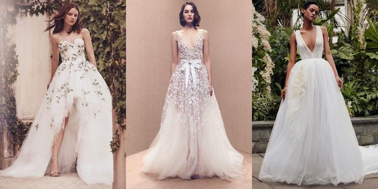 Pin These Dreamy Spring 2020 Wedding Dresses To Your Pinterest Board Wedding Dress Couture Wedding Dress Runway Best Wedding Dresses