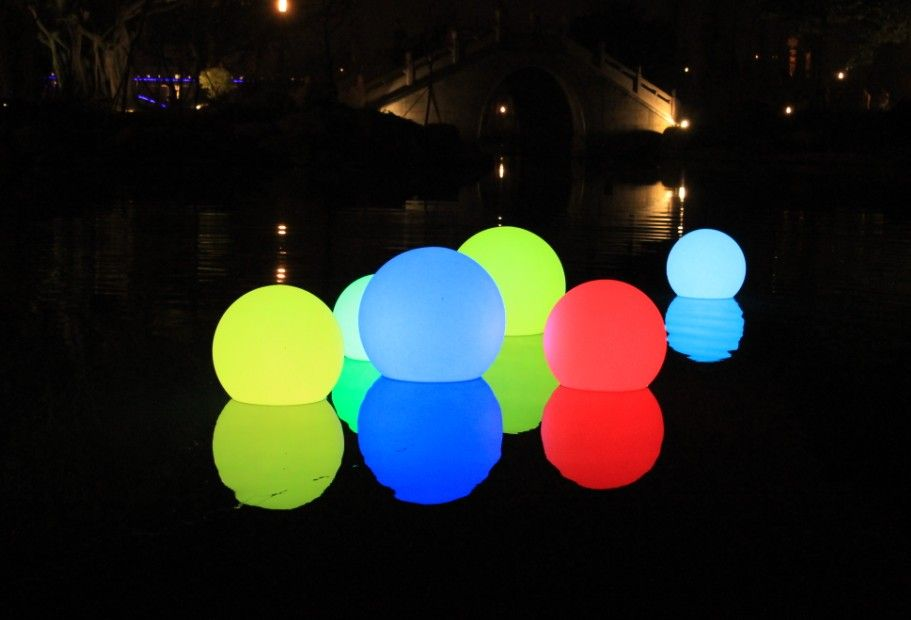 25cm led ball--led pool lights
