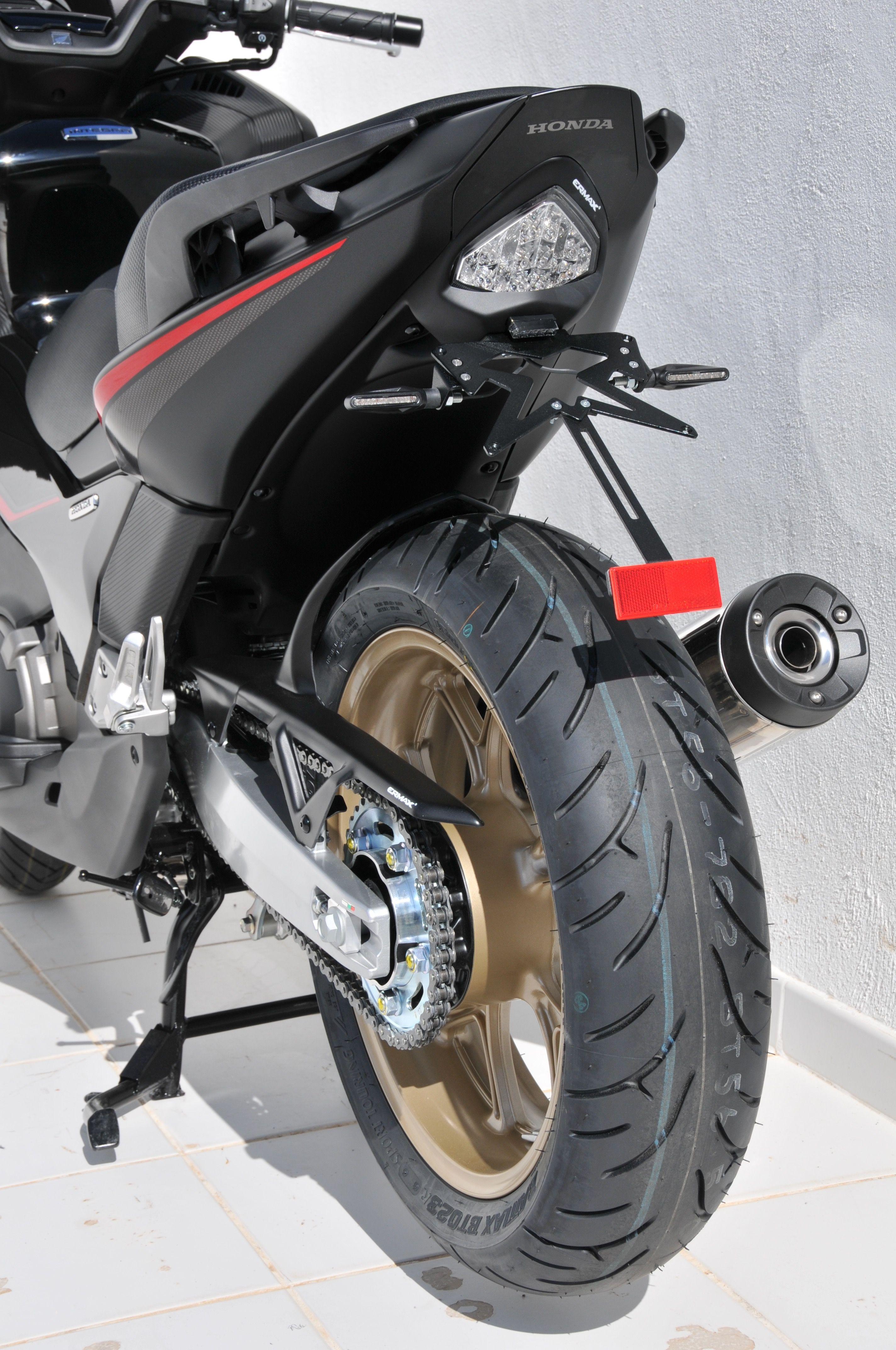 Déflecteur Clip Flip Ermax Honda 750 Integra 20142015 By