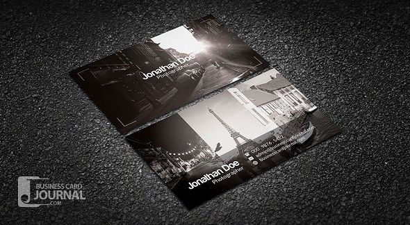 17 best photography business card templates visiting cards download photography business cards and choose your favorite photographer card with photoshop psd file these templates are free and some premium accmission Image collections
