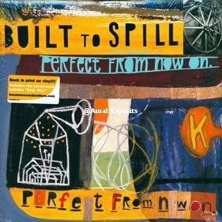 Built To Spill Perfect From Now On 2 Lp Record Vinyl Built To Spill Album Covers Vinyl